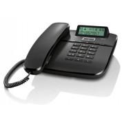 Siemens Gigaset DA610 schnurgebundenes Telefon, Display, schwarz