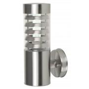 Franssen Verlichting Finmotion wandlamp RVS 304 rooster - zilver