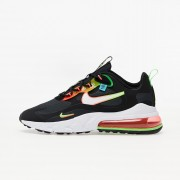 Nike Air Max 270 React WW Black/ White-Green Strike-Flash Crimson