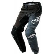 Oneal O´Neal Element Racewear 2018 Pantalones Negro Gris 42