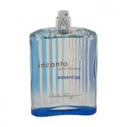 Salvatore Ferragamo Incanto Essential Eau De Toilette Spray (Tester) 3.4 oz / 100.55 mL Men's Fragrance 466000