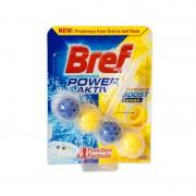 Odorizant wc Bref Power Aktiv Lemon 50 gr