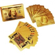 TOYS FACTORY PLAYING GOLDEN CARDS PACK OF 1