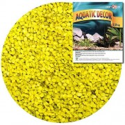 COBBYS PET AQUATIC DECOR Štrk žltý 3-4mm 2,5kg