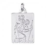 Orféva Médaille Saint Christophe