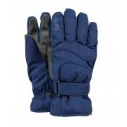 Barts Handschuhe Basic Blau - Blau L