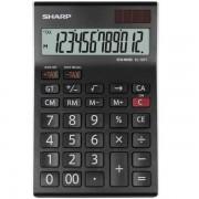 Calculator de birou 12 digits Sharp EL-125TWH