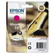 Cartridge Epson T1623 magenta, WF-2010W/2510WF/2520NF/2530WF/2540WF 165 str.
