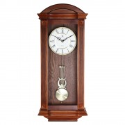 Ceas cu pendul din lemn masiv Merion 6702-0 Stejar