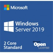 Microsoft Windows Server 2019 Standard - 2 Core Add-on License 16 Cores