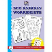 Zoo Animals Worksheets