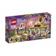 Lego Klocki konstrukcyjne LEGO Friends Wyścigowa restauracja 41349