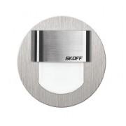LED flat zidne RUEDA MINI STICK STAINLESS STEEL 0,4W 3000K, NADGRADNA (wall LED light)