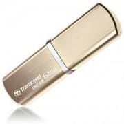 Флаш памет Transcend 64GB JETFLASH 820, USB 3.0, Gold - TS64GJF820G