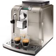 Espressor automat Philips Saeco Syntia HD8837/09, 1400 W, 15 bar, 1.2 L, Argintiu