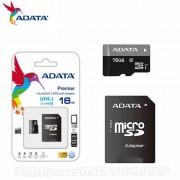 Memoria Micro SD _16GB Adata UHS-I premier Clase 10