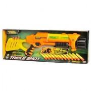 Total X-Stream Air Gun Triple Shot with 12 Darts