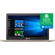 Laptop Gaming Asus VivoBook Pro N580VD Intel Core Kaby Lake i7-7700HQ 500GB +128GB SSD 8GB nVidia GTX1050 4GB Win10 Bonus Bundle Software + Games