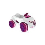 Mini Veículo Infantil Carro Xrover Elétrico Girl - Xalingo