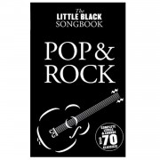 MusicSales The Little Black Songbook: Pop & Rock songbook