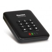 HAMLET BOX 2 5 USB 3.0 SEC.CRIPTATO CON PW 4-12 DIGIT