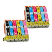 (12pack) EPSON T2438 multipack 24XL - kompatibilné náplne do tlačiarne Epson
