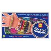 ALEX Toys Do-it-Yourself Wear Beading Around Jewelry