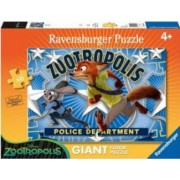 Puzzle Zootopia Judy and Nick 60 Piese Ravensburger
