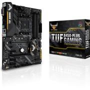 Asus TUF B450-PLUS GAMING - Moederbord - ATX - Socket AM4 - AMD B450 - USB 3.1 Gen 1, USB 3.1 Gen 2, USB-C Gen1 - Gigabit LAN