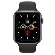 Apple Watch Series 5 (44mm, GPS, Grey Aluminum, Special Import)
