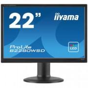 iiyama ProLite B2280WSD, 55,9cm (22''), nero