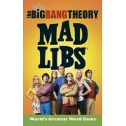 The Big Bang Theory Mad Libs, Paperback