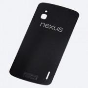 Заден капак за LG Nexus 4 E960 Черен