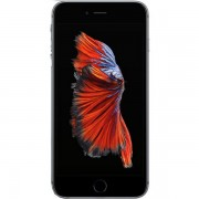 "Telefon Mobil Apple iPhone 6S Plus, Procesor Apple A9 2GHz Dual Core, IPS LED-backlit Multi‑Touch 5.5"", 2GB RAM, 128GB flash, 12MP, Wi-Fi, 4G, iOS 9 (Gri Spatial) + Cartela SIM Orange PrePay, 6 euro credit, 6 GB internet 4G, 2,000 minute nationale si inte"