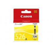 Canon Cartucho de tinta Original CANON CLI526Y 4543B001 Amarillo para PIXMA iP4950, iX6550, MG5250, MG5350, MG6150, MG6250, MG8150, MG8250, MX715, MX885,...