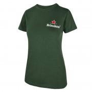 Heineken The classic Heineken T-shirt; a must-have item to top up your wardrobe and Heineken collection.