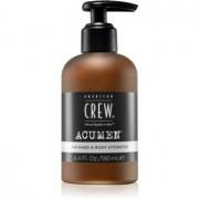 American Crew Acumen creme hidratante para mãos e corpo para homens 190 ml