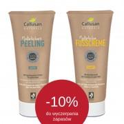 Zestaw Callusan Naturale ACTIV (peeling 100ml) + SANF (krem 100ml)