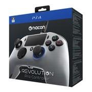 ND Controller PlayStation 4 - Nacon Revolution Pro Controller Argento