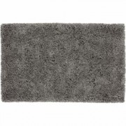 Puli Grey Shag Rug 6'x9' by CB2