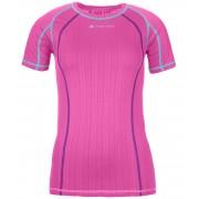 ALPINE PRO UNDERA Dámské spodní funkční triko LUNN050415 Fuchsiová růžová L
