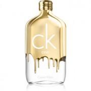 Calvin Klein CK One Gold eau de toilette unissexo 200 ml