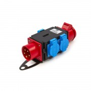 Distributor Curent Industrial Multifunctional 1X400V 3X230V 16A
