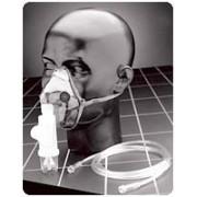 Adult Elongated Aerosol Mask w/Mvp & Elastic Strap Part No. 8107-0-50 Qty 1