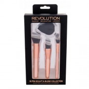 Makeup Revolution London Brushes Ultra Sculpt & Blend Collection zestaw