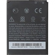 BRAND NEW ORIGINAL HTC BM60100 BATTERY FOR DESIRE 500/ONESV/SU/ST (1800 MAH)
