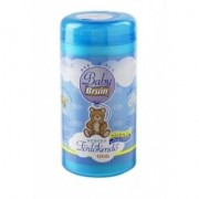 Baby Bruin normál popsitörlő dobozos - 120db