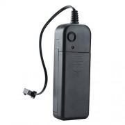 Skelshop El Wire Controller, 3 Modes Controller / Inverter / Adapter (Black)
