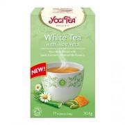 Yogi Tea Yogi Te White Tea Ø M. Aloe Vera - 17 Posa