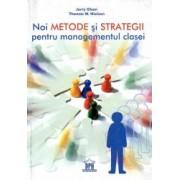 Noi metode si strategii pentru managementul clasei